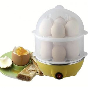 This is an image for this product - 14 Egg Boiler / Steamer - Jumia Kenya. This product is available for purchase from Jumia Kenya and is sold by Kendi.