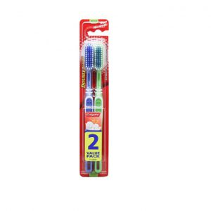 This is an image for this product - Colgate Tooth Brush Double Action Twin Pack (colour may vary) - Jumia Kenya. This product is available for purchase from Jumia Kenya and is sold by Carrefour.
