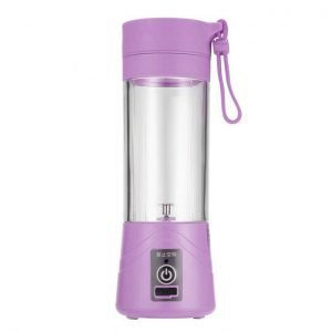 This is an image for this product - Generic USB Juicer Cup, Fruit Mixinghine, Portable Personal Size Eletric Rechargeable Mixer, Blender, Water Bottle 380ml with USB(ZM529300) - Jumia Kenya. This product is available for purchase from Jumia Kenya and is sold by WangQ Shop.
