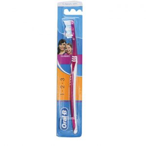 This is an image for this product - Tooth Brush Classic 40 color may vary - Jumia Kenya. This product is available for purchase from Jumia Kenya and is sold by Carrefour.