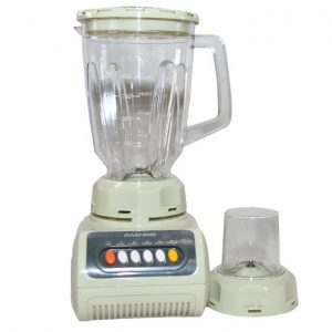 This is an image for this product - Rashnik RN-999-Blender 1.5 Liters 350W - White - Jumia Kenya. This product is available for purchase from Jumia Kenya and is sold by COMPUTE CONTINUUM.