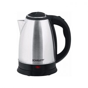 This is an image for this product - Scarlett Cordless Electric Kettle - 2Litres - Silver - Jumia Kenya. This product is available for purchase from Jumia Kenya and is sold by Best trader.