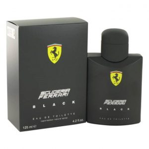 This is an image for this product - Ferrari Scuderia Black For Men EDT -  125ML. - Jumia Kenya. This product is available for purchase from Jumia Kenya and is sold by Timeless gifts.