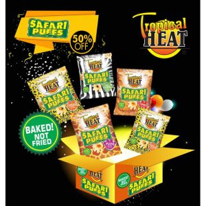 This is an image for this product - Tropical Heat Black Friday Safari Bundle - Jumia Kenya. This product is available for purchase from Jumia Kenya and is sold by Tropical Heat Ltd.