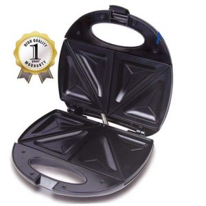 This is an image for this product - Nunix Sandwich Maker - Black - Jumia Kenya. This product is available for purchase from Jumia Kenya and is sold by Angela shop.