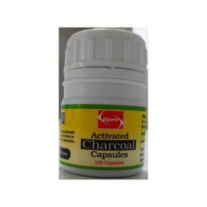 This is an image for this product - Opes Activated Charcoal Capsules - 100 capsules - Jumia Kenya. This product is available for purchase from Jumia Kenya and is sold by OPES LTD.