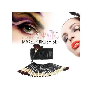 This is an image for this product - Generic 32Pcs Abody Professional Make Up Brush Set Cosmetic Makeup Tool Kit Fundation Eyeshadow Brushes Lip Powder Eyebrow Brush With Bag - Jumia Kenya. This product is available for purchase from Jumia Kenya and is sold by TOMTOP.