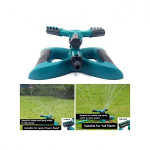 This is an image for this product - Generic Garden ABS 3 Arm 360° Rotate Series Connection Nursery Lawn Watering Sprinkler 3 Arm Drehsprenger Kreisregner Rasensprenger Sprinkler Regner Impulsregner 85 qm - Jumia Kenya. This product is available for purchase from Jumia Kenya and is sold by Walk Cow.