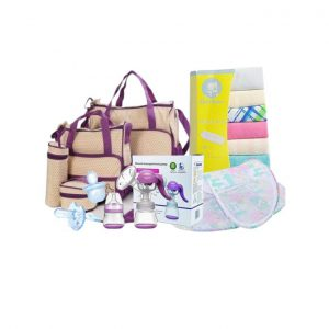 This is an image for this product - Generic Baby shower pack 2 - Jumia Kenya. This product is available for purchase from Jumia Kenya and is sold by Tash baby store.