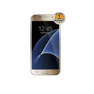 This is an image for this product - Samsung Galaxy S7 Edge Dual SIM - 32GB - 4GB - 12MP- Gold Platinum - Jumia Kenya. This product is available for purchase from Jumia Kenya and is sold by Kentouch Kenya.