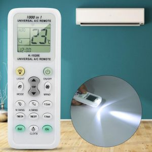 This is an image for this product - Generic Universal One-click Settings LCD Display Air Conditioner Remote Control Controller - Jumia Kenya. This product is available for purchase from Jumia Kenya and is sold by Faye.