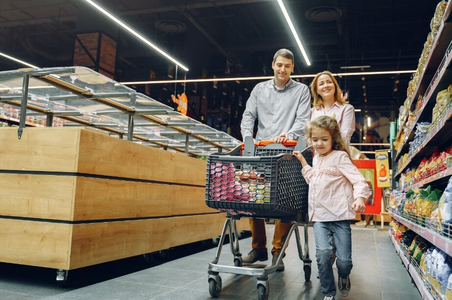 Mira Market shopping