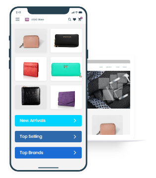 product and cart sync with ecommerce website