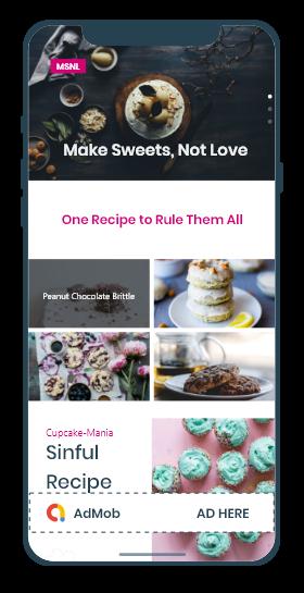 Recipe site