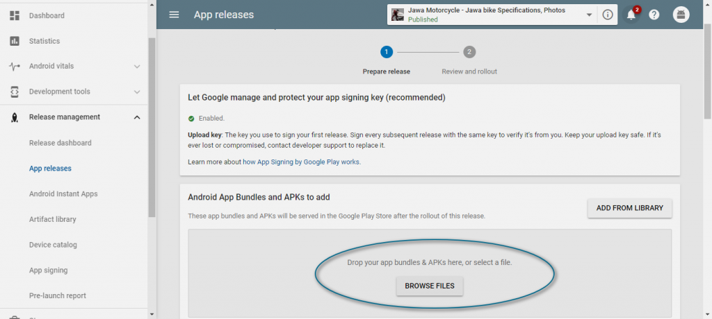 Steps to update an app in Google PlayStore | Update apk apps on Android