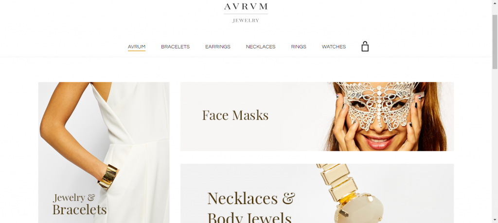 Aurum theme or WooCommerce jewelry