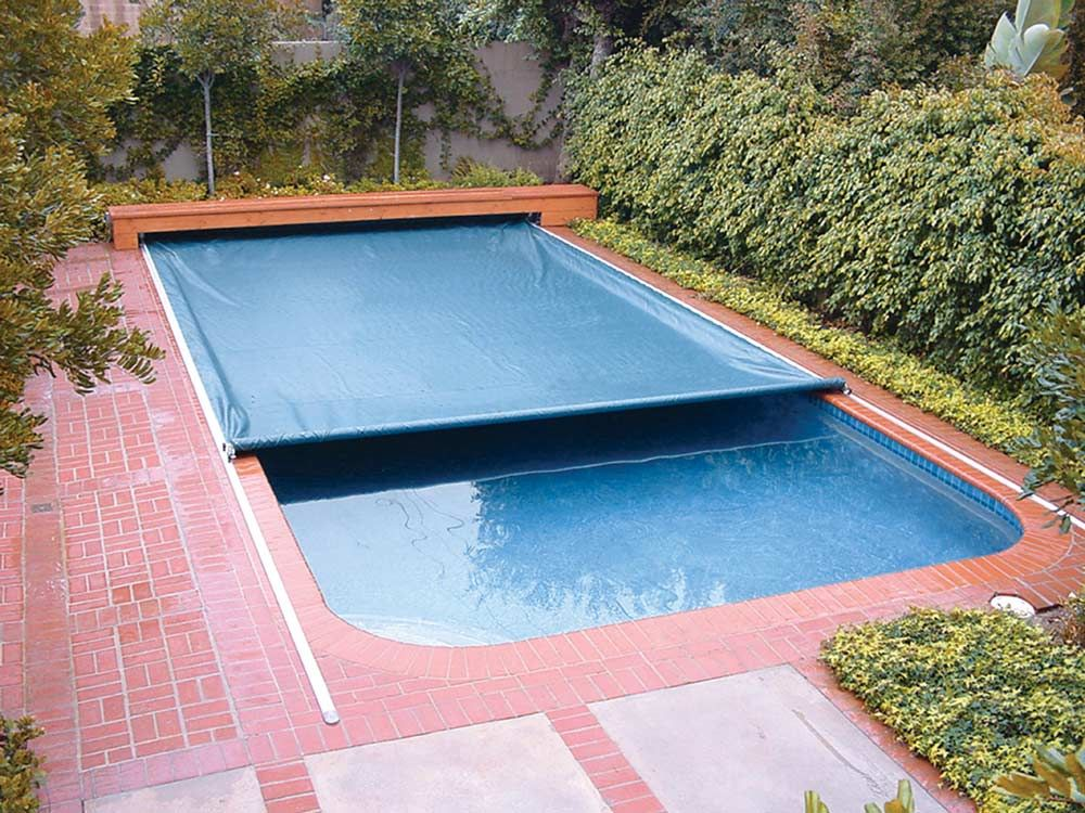 Caring for Your Pool Cover This Winter Aqua Pools Online