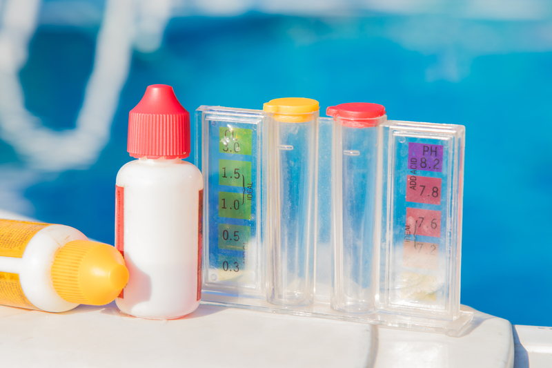 Chemicals that will keep your pool clean