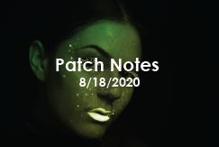 Patch Notes ARCQ AOS LYRICS