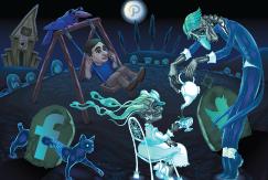 ARCQ Social Media Graveyard