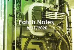 Patch Notes ARCQ AOS
