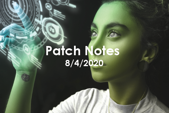 Patch Notes ARCQ The Future