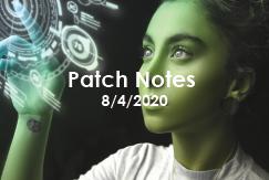 Patch Notes ARCQ Core