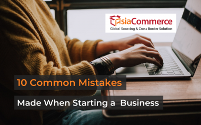 10 Common Mistakes Made When Starting a Business