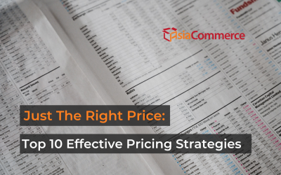 Just The Right Price: Top 10 Effective Pricing Strategies