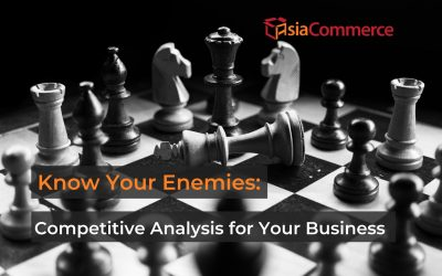 Know Your Enemies: Competitive Analysis for Your Business