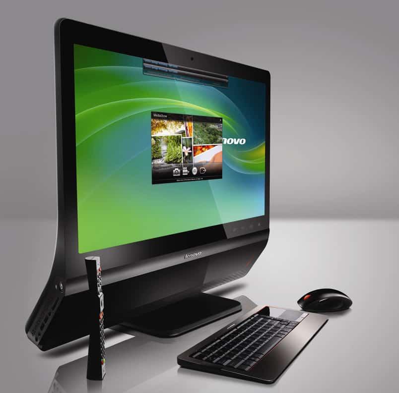 The Coolest Desktop Ever Made - Lenovo IdeaCentre A600 8
