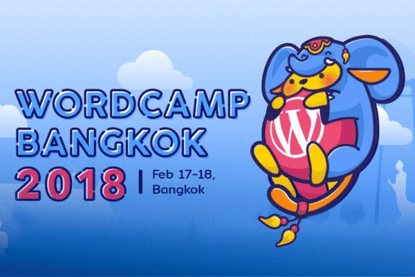 WordCamp Bangkok 2018