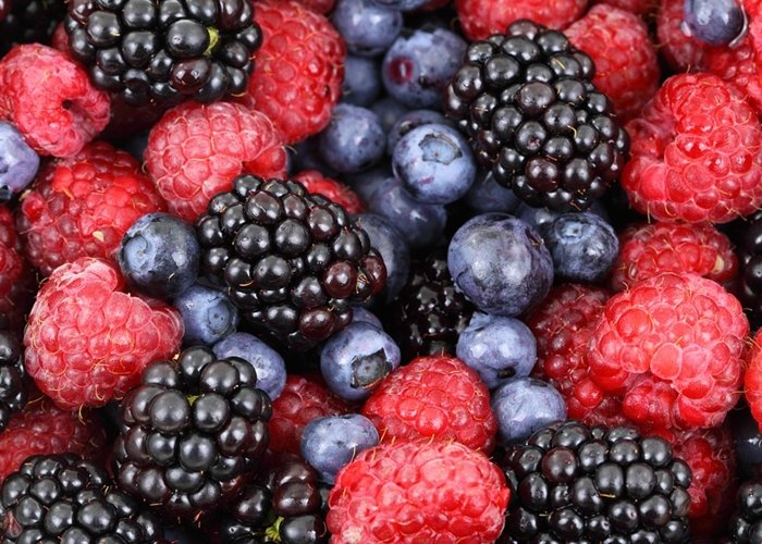 Mix de berries y nueces (r)
