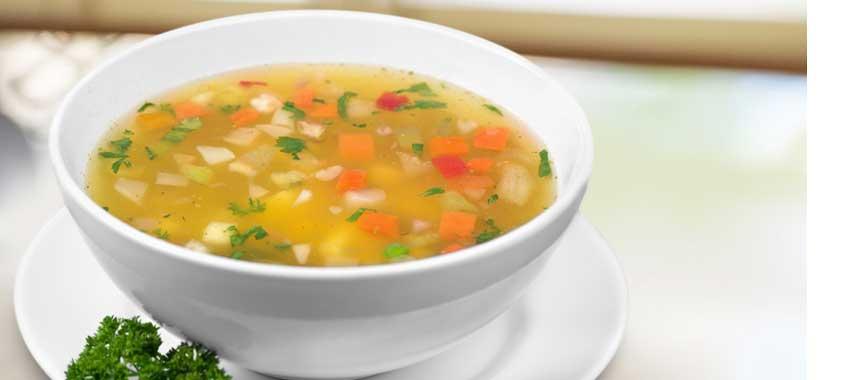 Sopa de verduras (v)(I)