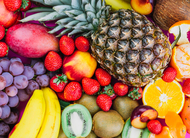 Cóctel de fruta (v)