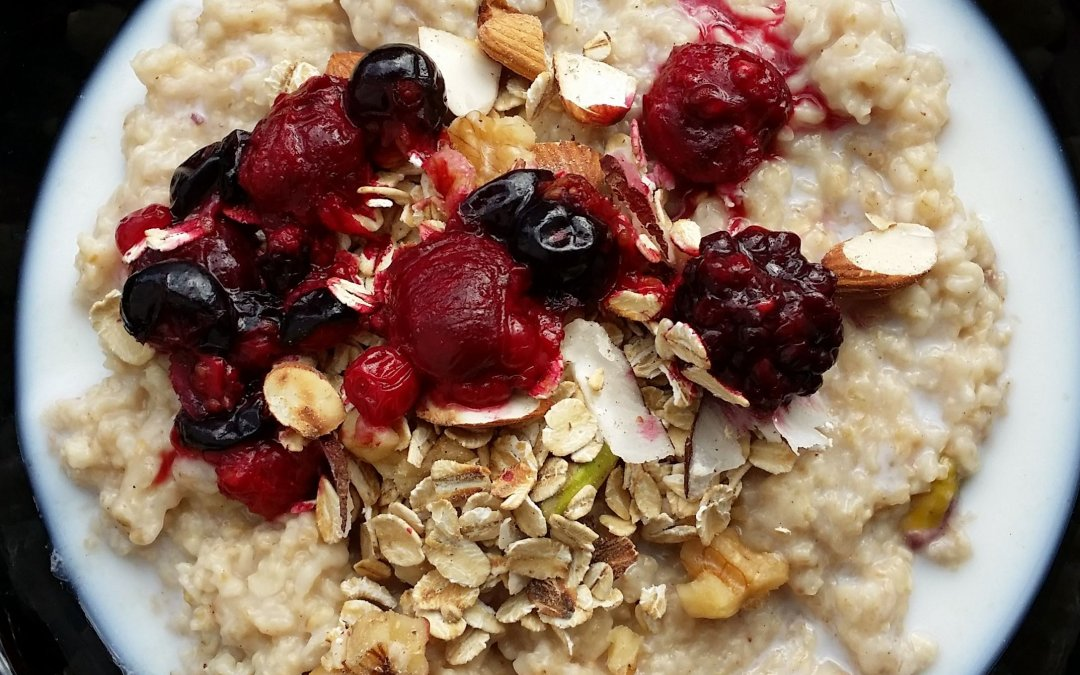 Berry oats