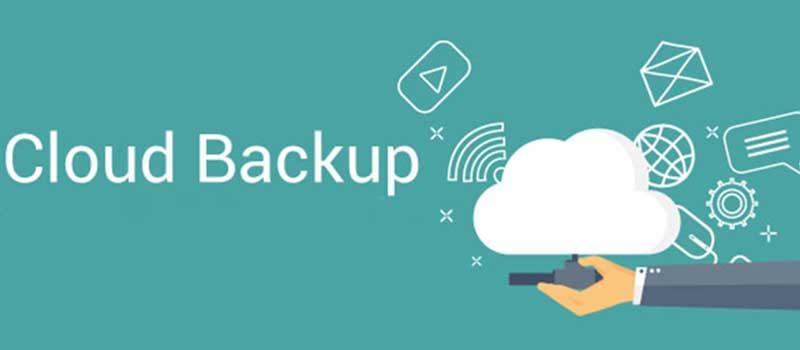 Cloud Backup UK