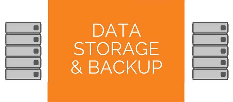 Storage and Backup | Backup Everything