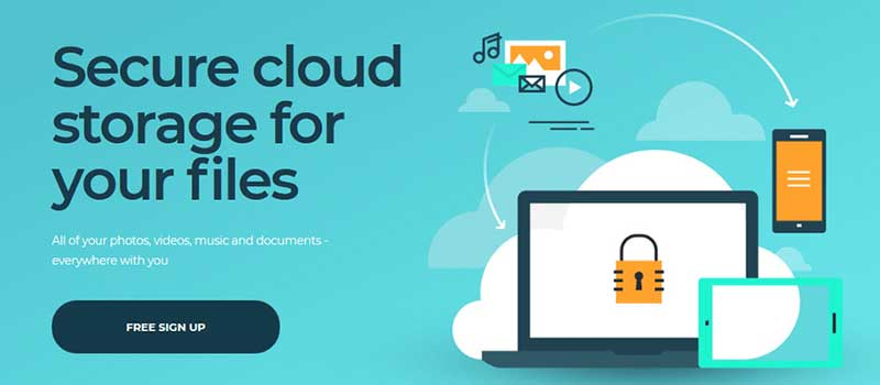 Secure Cloud Storage UK | Backup Everything