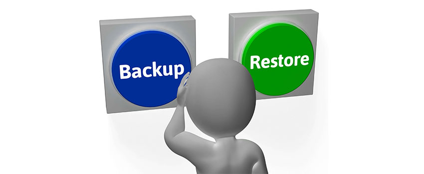 backup restore | Backup Everything