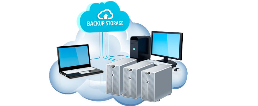 Cloud Storage Backups