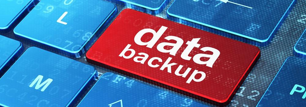 Backup Procedures   Backup Everything