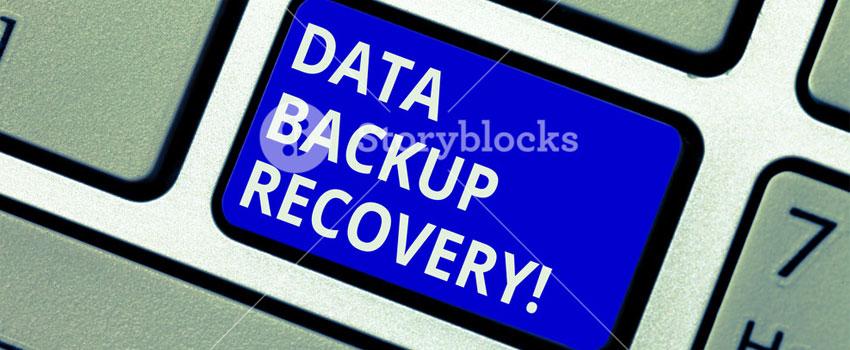 data backup recovery