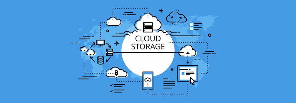 Cloud Storage - How is the Data stored on the Cloud?