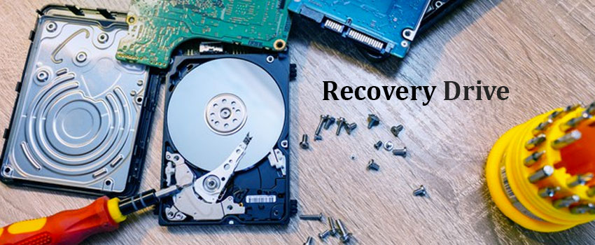 Recovery Drive | Backup Everything