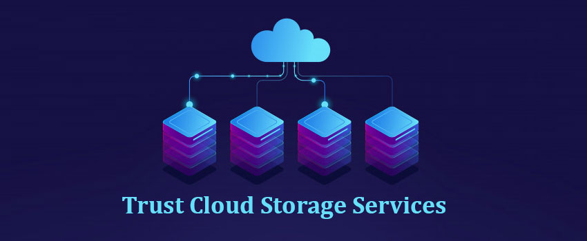 Can we Trust Cloud Storage Services for Storing our Data?