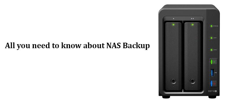 Nas backup | Backup everything
