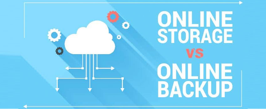Online Storage vs. Online Backup: What are the Key Differences?