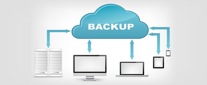 Data backup | Backup everything