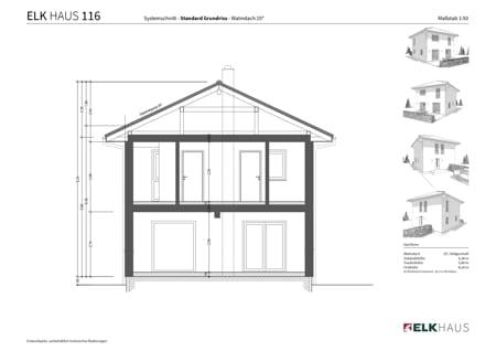 Elk Haus 116-Schnitte3